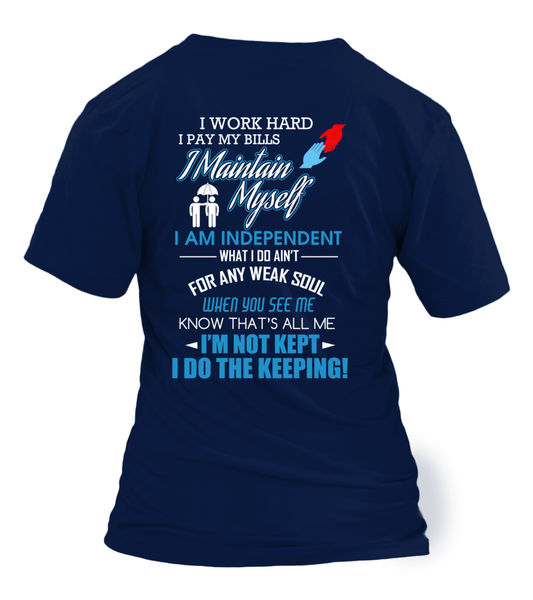 I Am independent Social Worker  - Giggle Rich - 2