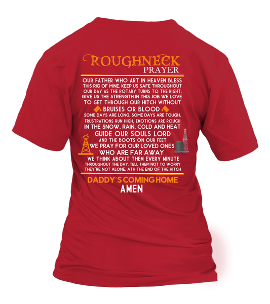 Roughneck Prayer Shirt - Giggle Rich - 13