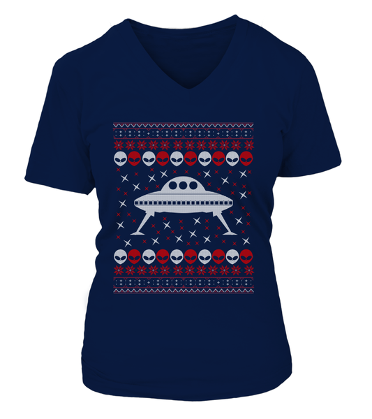 Spaceship Christmas