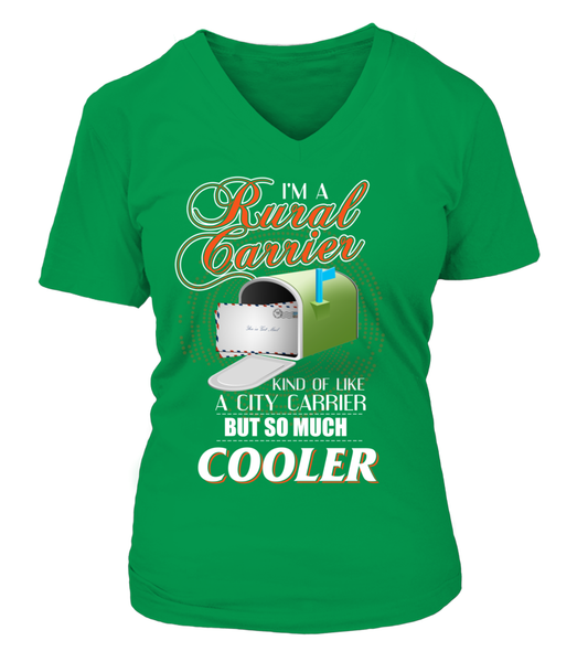 I'm A Rural Carrier But So Much Cooler Shirt - Giggle Rich - 14