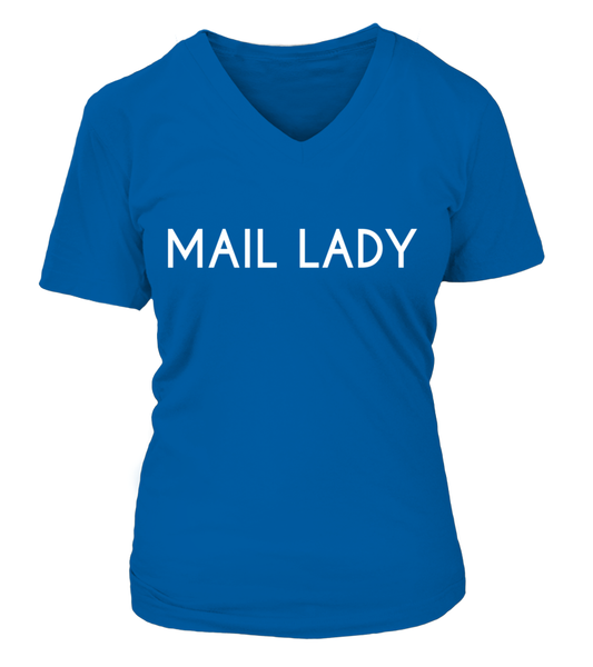 Don't Know If It's Illegal To Be Beautiful And Deliver Mail At Same Time Shirt - Giggle Rich - 29