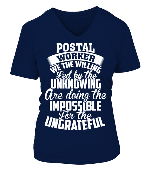 Postal Workers Ungrateful Shirt - Giggle Rich - 17