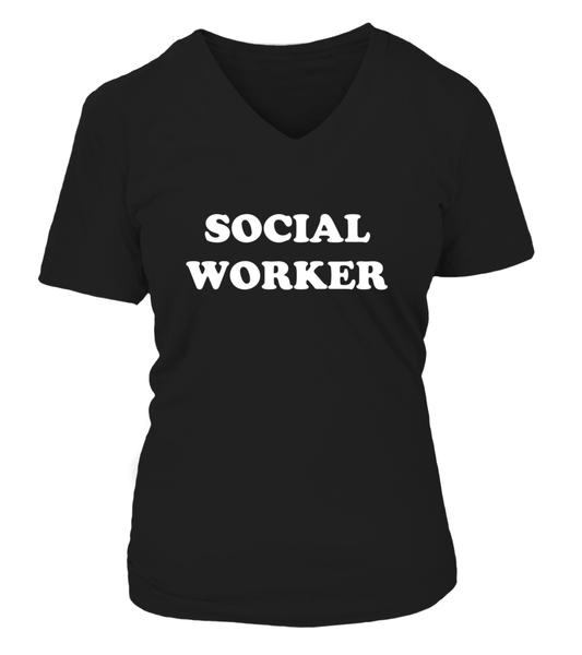 My Profession Taught Me To Love - Social Worker Shirt - Giggle Rich - 27