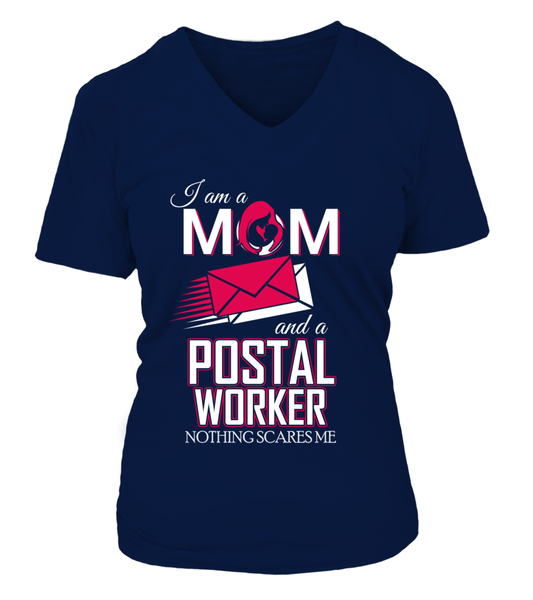 I Am A Mom And A Postal Worker