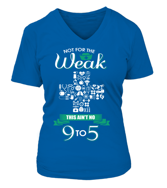 Not For The Weak Shirt - Giggle Rich - 13