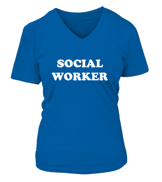 My Profession Taught Me To Love - Social Worker Shirt - Giggle Rich - 23