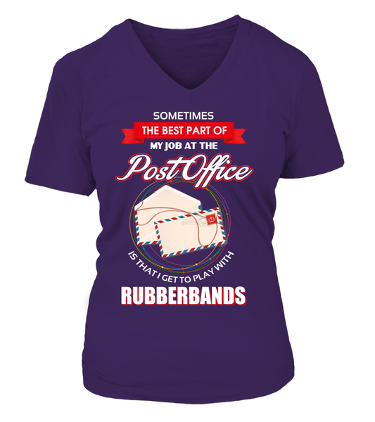 Post Office Rubberbands Shirt - Giggle Rich - 19