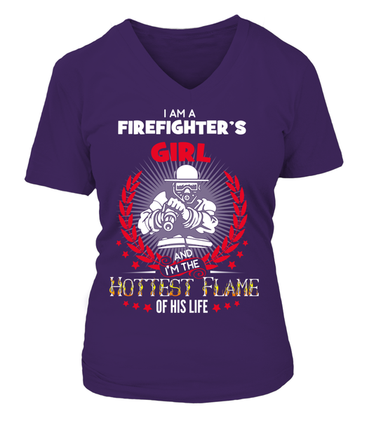 Firefighter's Hottest Flame Shirt - Giggle Rich - 16