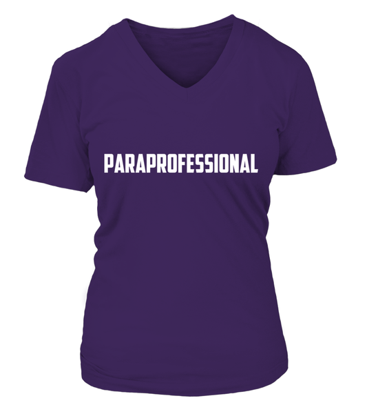 Paraprofessional Job Is Not To Judge Shirt - Giggle Rich - 28