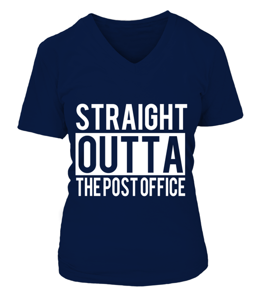 Straight Outta The Post Office Shirt - Giggle Rich - 17