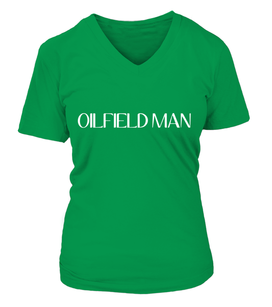 We Work Hard, We Miss Family. This Is OILFIELD Shirt - Giggle Rich - 29