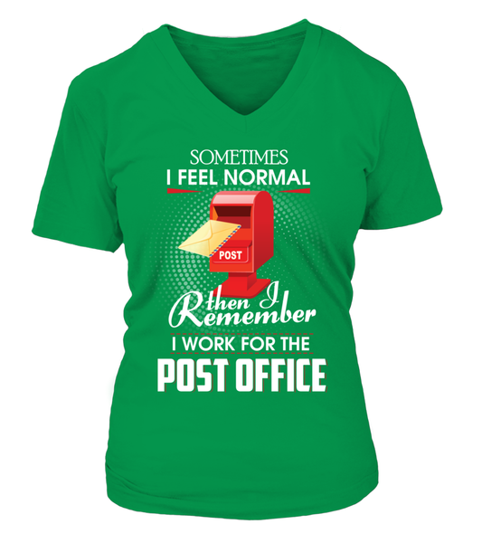I Work For The Post Office Shirt - Giggle Rich - 10