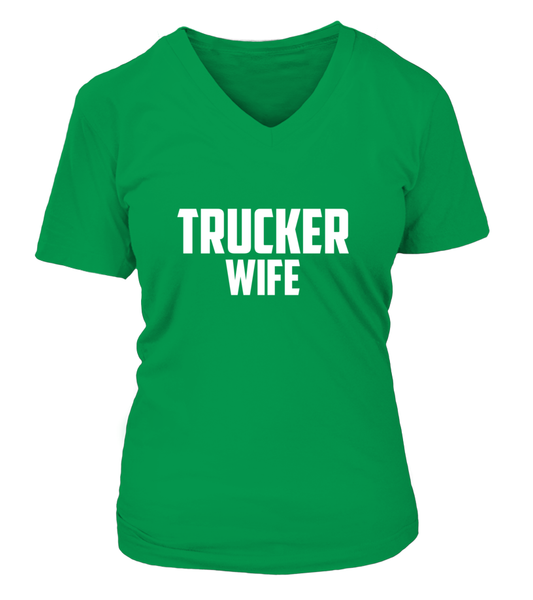 Don't Mess With Truck Driver Shirt - Giggle Rich - 27