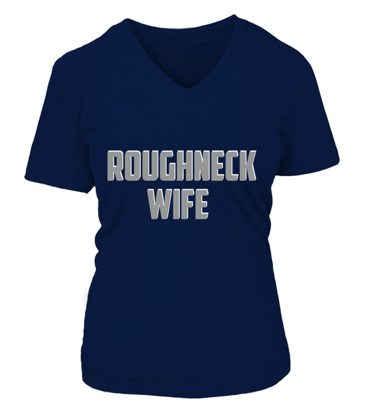 Roughneck Wife - Waiting For My Husband He Is At His Job