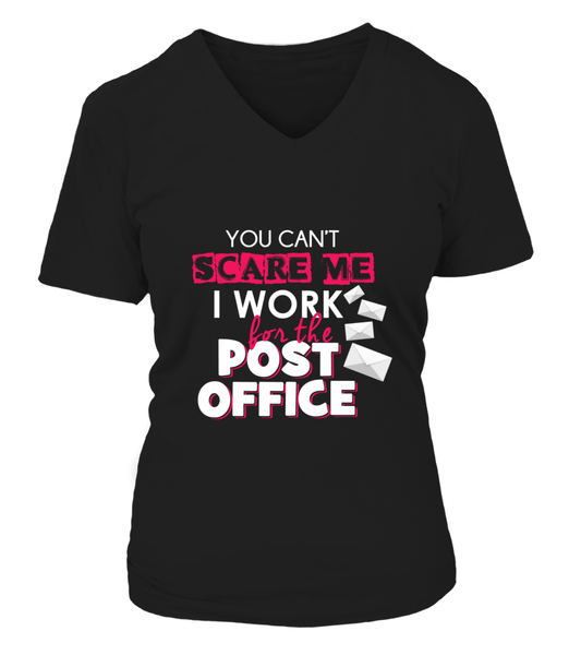 You Can't Scare Me, I Work For The Post Office Shirt - Giggle Rich - 11