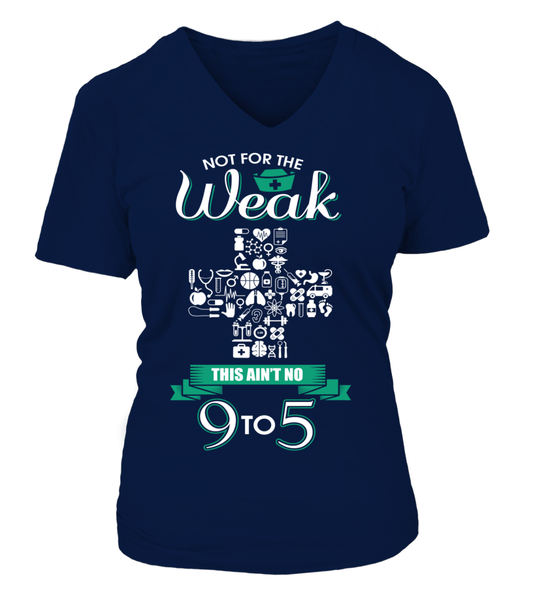 Not For The Weak Shirt - Giggle Rich - 14