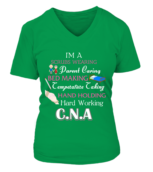 I'm Hand Holding CNA Shirt - Giggle Rich - 14