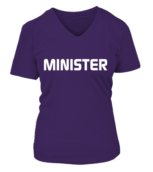 My Profession Taught Me To Love - Minister Shirt - Giggle Rich - 25