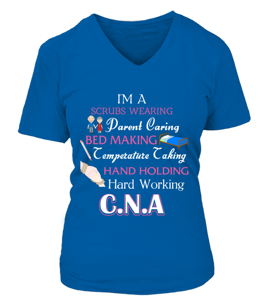 I'm Hand Holding CNA Shirt - Giggle Rich - 15