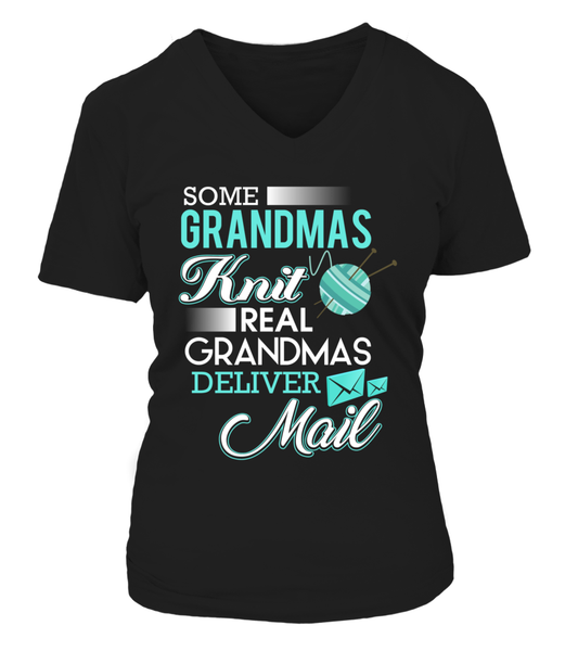 Real Grandmas Deliver Mail Shirt - Giggle Rich - 13