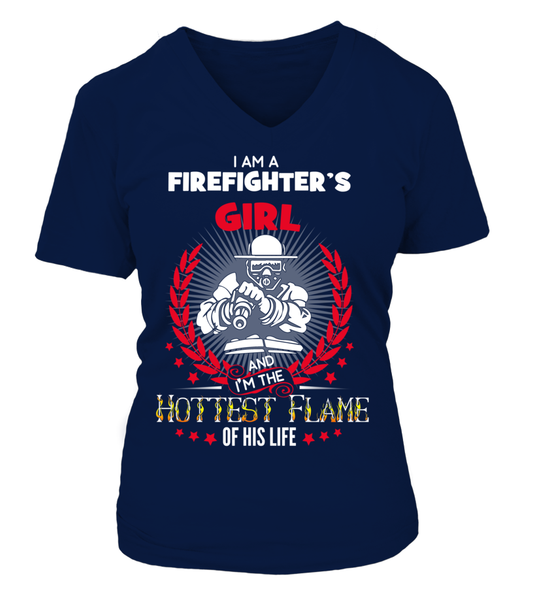 Firefighter's Hottest Flame Shirt - Giggle Rich - 15