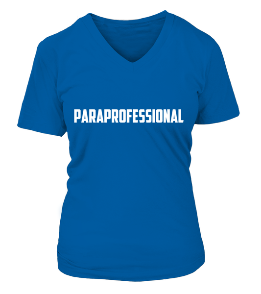 Paraprofessional Job Is Not To Judge Shirt - Giggle Rich - 32