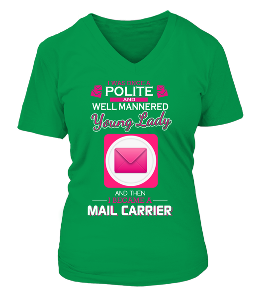 I Once Was Polite And Well Mannered Young Lady Shirt - Giggle Rich - 13