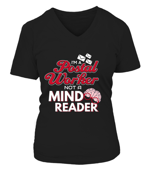 I'M A Postal Worker Not A Mind Reader Shirt - Giggle Rich - 6