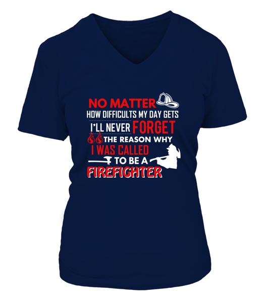 Proud To Be A Firefighter