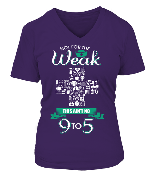 Not For The Weak Shirt - Giggle Rich - 16