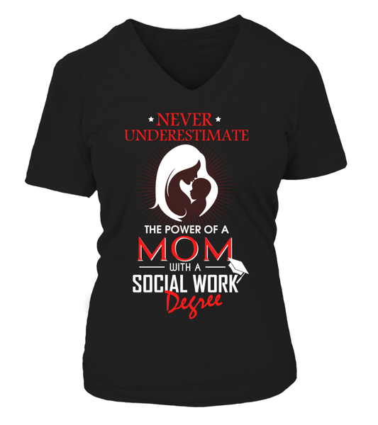 Mom With Social Work Degree Shirt - Giggle Rich - 13