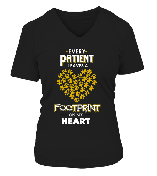 Every Patient Leaves A Footprint On My Heart