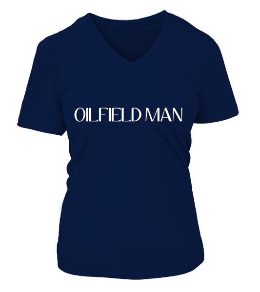 We Work Hard, We Miss Family. This Is OILFIELD Shirt - Giggle Rich - 25