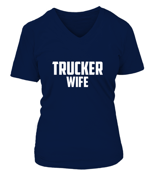 Don't Mess With Truck Driver Shirt - Giggle Rich - 23