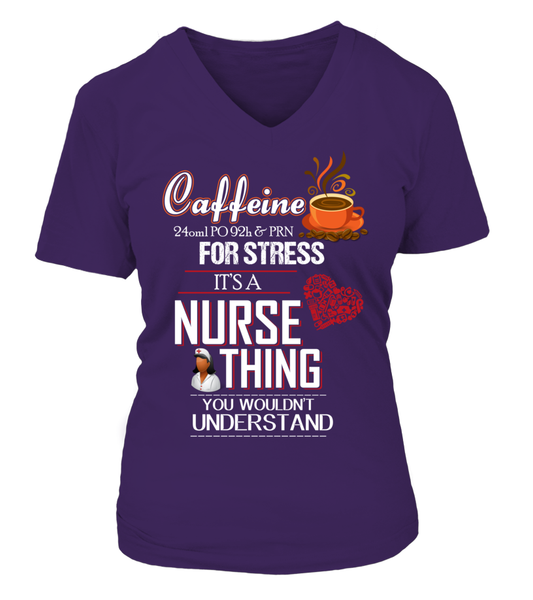 It's A Nurse Thing You Wouldn't Understand Shirt - Giggle Rich - 16