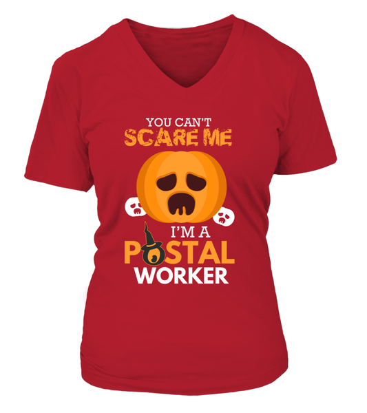 You Can't Scare Me I'm A Postal Worker Shirt - Giggle Rich - 7