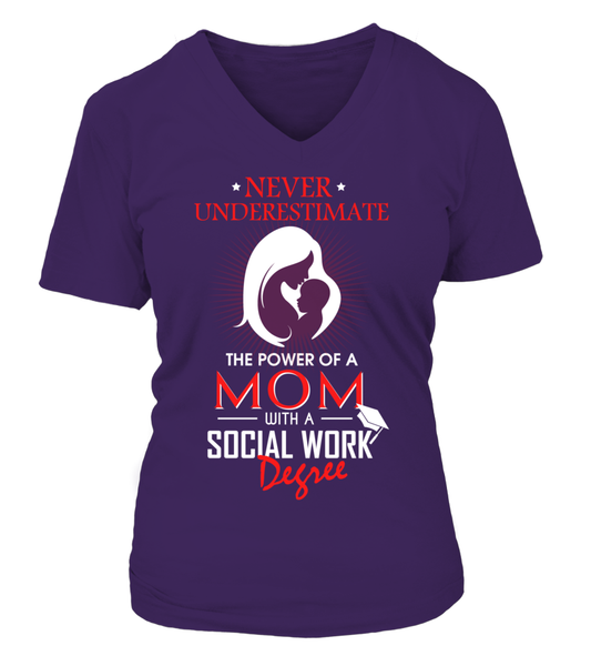 Mom With Social Work Degree Shirt - Giggle Rich - 15