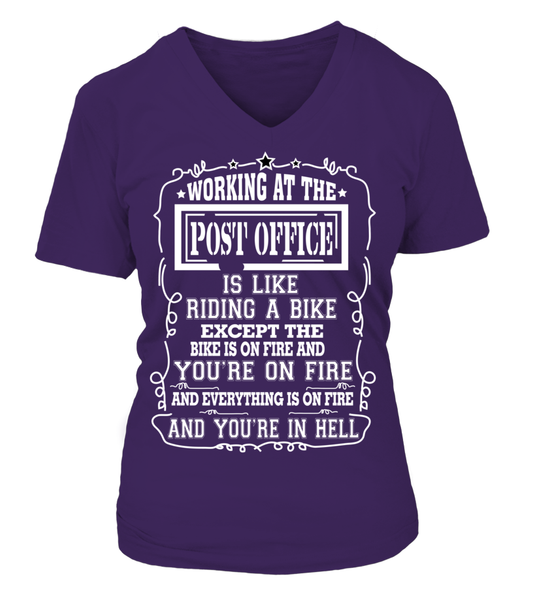 Working At The Post Office Shirt - Giggle Rich - 13