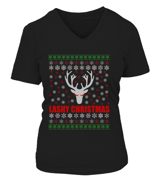 Lashy Christmas
