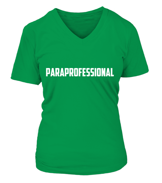 Paraprofessional Job Is Not To Judge Shirt - Giggle Rich - 30