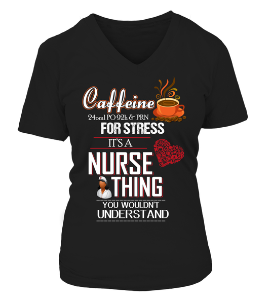 It's A Nurse Thing You Wouldn't Understand Shirt - Giggle Rich - 15