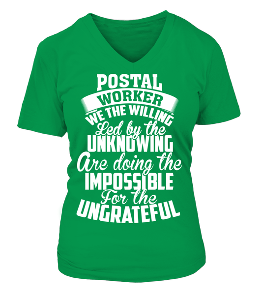 Postal Workers Ungrateful Shirt - Giggle Rich - 16