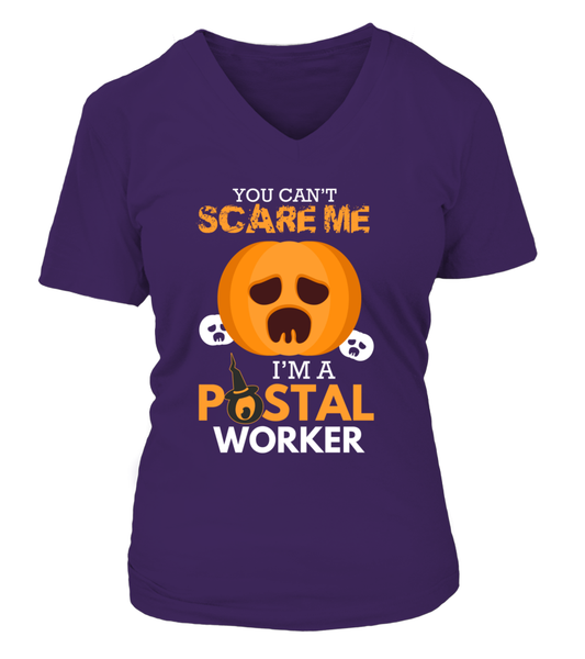 You Can't Scare Me I'm A Postal Worker Shirt - Giggle Rich - 9