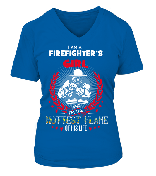 Firefighter's Hottest Flame Shirt - Giggle Rich - 18