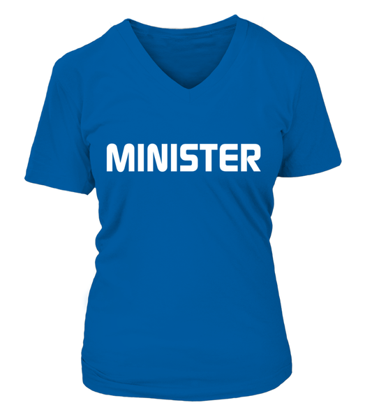 My Profession Taught Me To Love - Minister Shirt - Giggle Rich - 29