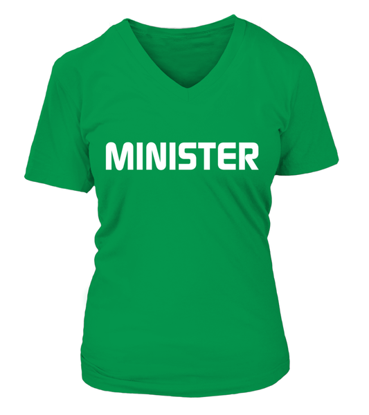 My Profession Taught Me To Love - Minister Shirt - Giggle Rich - 27
