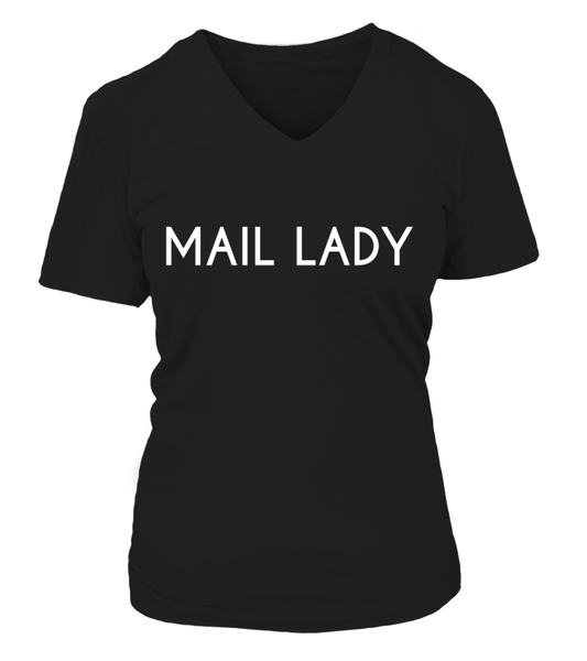 Never Underestimate The Power Of A Mail Lady Shirt - Giggle Rich - 23