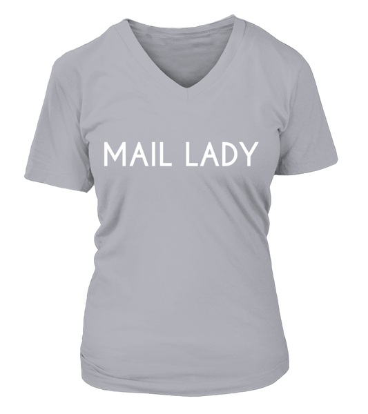 Never Underestimate The Power Of A Mail Lady Shirt - Giggle Rich - 29