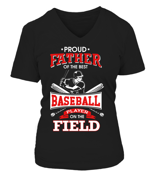 Proud Father Of The Best Baseball Player On The Field