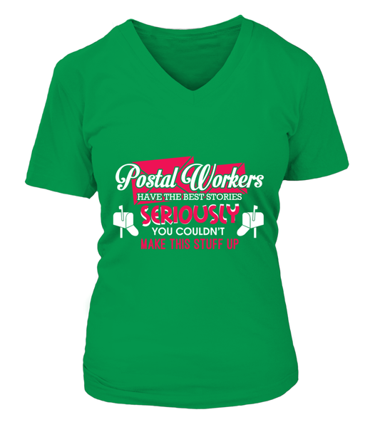 Postal Workers Have The Best Stories Shirt - Giggle Rich - 16
